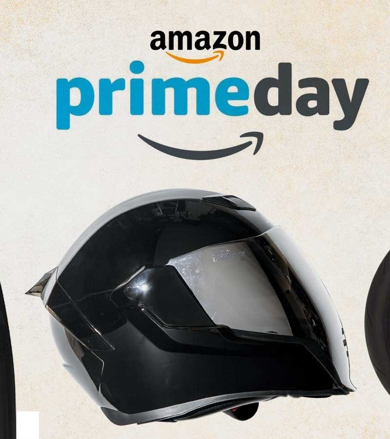 Amazon Prime Day Sportbike Gear