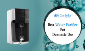 How Domestic Water Purifier Is Useful