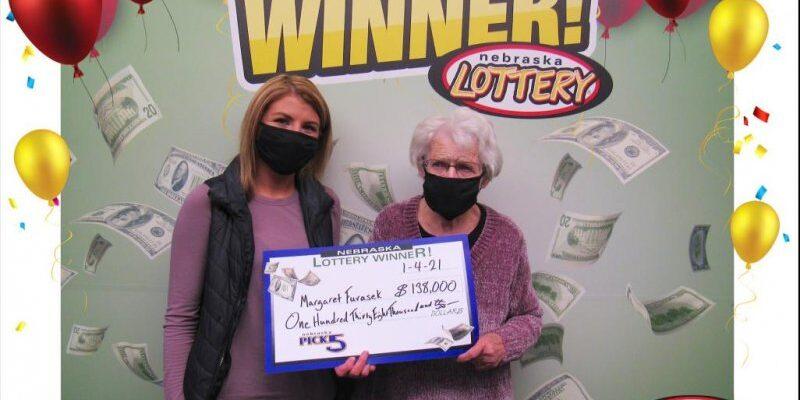 Nebraska woman wins Pick 5 lottery jackpot not once, but twice!