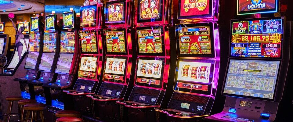 Different types of slots and how they work